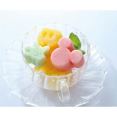 DISNEY 迪士尼米奇造型製冰盤/食品造型模(icon)★funbox★SKATER_AT21403
