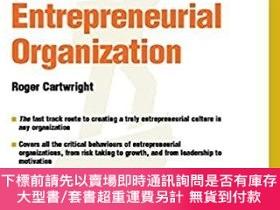 二手書博民逛書店預訂Creating罕見The Entrepreneurial Organisation - Enterprise