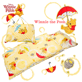 維尼 飄飄雨傘 兒童睡袋 標準 台灣製 超取限一顆 伊尚厚生活美學