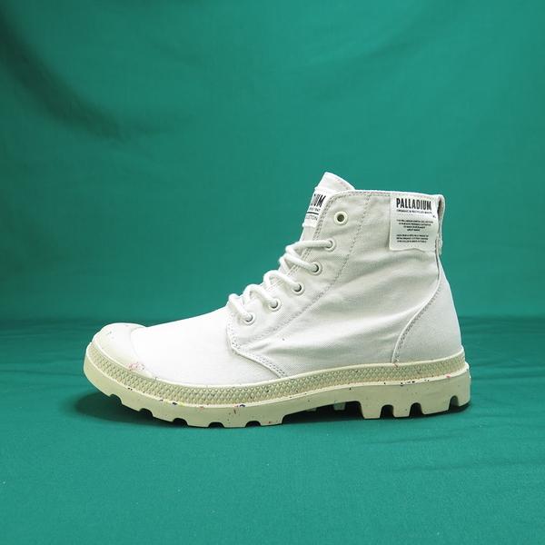 Palladium PAMPA HI ORGANIC 高統靴 正品 06199099 灰白色 男款【iSport愛運動】