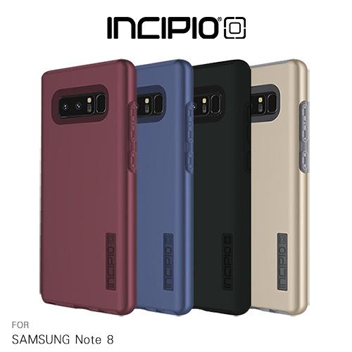 INCIPIO SAMSUNG Galaxy Note 8 DUALPRO 雙料殼 保護殼 手機殼