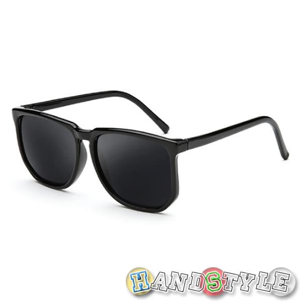 復古方型大框中性造型眼鏡【027976】韓飾代【HandStyle】(附眼鏡盒)