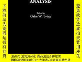 二手書博民逛書店Environmental罕見Analysis (papers Presented At The 3rd Annu