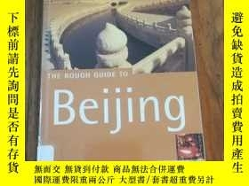 二手書博民逛書店The罕見Rough Guide to Beijing, Sec