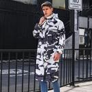 大碼雨衣迷彩長款全身連體成人雨衣加厚男女旅游戶外外套雨衣連身雨披PH4258【3C環球數位館】