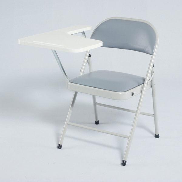【 IS空間美學】皮製學生椅(兩色可選)