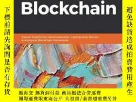 二手書博民逛書店Mastering罕見BlockchainY364682 Imran Bashir Packt Publish