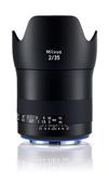 6期零利率 Zeiss 蔡司 Milvus 2/35 ZE 35mm F2 鏡頭 For Canon 石利洛公司貨