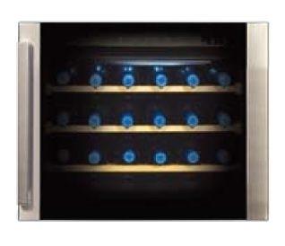【系統廚具】BEST 貝斯特 WE-535 嵌入式雙溫冷藏酒櫃