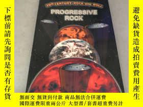 二手書博民逛書店20th罕見Century Rock & Roll-Progre