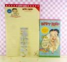 【震撼精品百貨】Betty Boop_貝蒂~信箋組-米泳裝