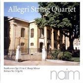 經典數位~阿雷格弦樂四重奏The Allegri Quartet - 貝多芬op.131、布瑞頓op.94