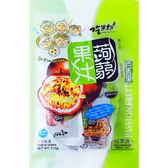 【吃果籽】吃果籽蒟蒻果凍5包(12個/包)-百香果