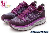 skechers 女運動鞋 GO Trail Ultra 4 越野鞋 慢跑鞋O8214#紫◆OSOME奧森童鞋/小朋友