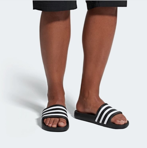 Adidas Adilette Aqua 男女款拖鞋-NO.F35543