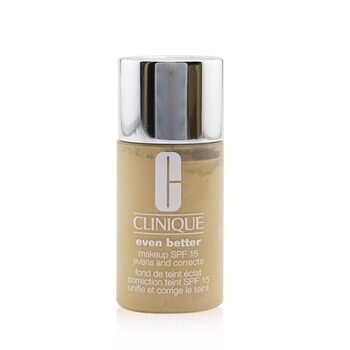SW Clinique倩碧-142 勻淨無瑕粉底液 Even Better Makeup SPF15 (Dry Combination to Combination Oily) - No. 25 Buff
