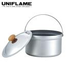 丹大戶外【UNIFLAME】DX不失敗煮飯鍋 小 U660331