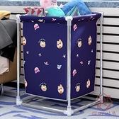 臟衣籃 折疊臟衣簍儲物桶大號衣服收納筐布藝家用【櫻田川島】