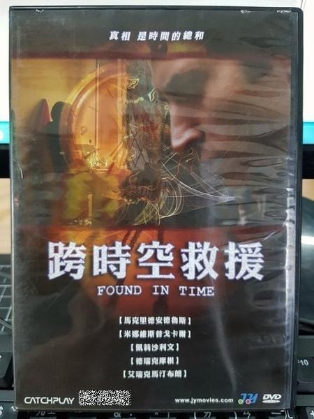 挖寶二手片-Z49-023-正版DVD-電影【跨時空救援】-馬克里德安德魯斯 米娜維斯普戈卡爾(直購價)