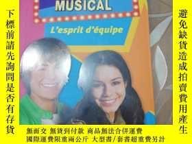 二手書博民逛書店High罕見school musical音樂高中法語版Y394745 N.B Grace 迪士尼公司 出版2