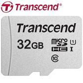 Transcend 創見 32GB 32G microSDHC TF U1 C10 300S 記憶卡