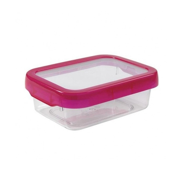 美國OXO 好好開密封保鮮盒-0.7L(野莓) 01022PP07R