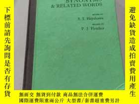 二手書博民逛書店CASSELLS罕見MODERN GUIDE TO SYNONYMS&RELATED WORDS:凱氏英語同義詞和