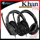[ PC PARTY ] 德國冰豹 Roccat Khan Pro 高解析音效耳機麥克風 黑 灰