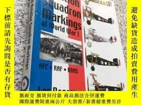 二手書博民逛書店British罕見aviation squadron marki