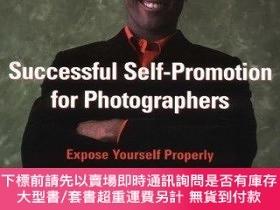 二手書博民逛書店Successful罕見Self-Promotion for Photographers-攝影師的成功自我推銷