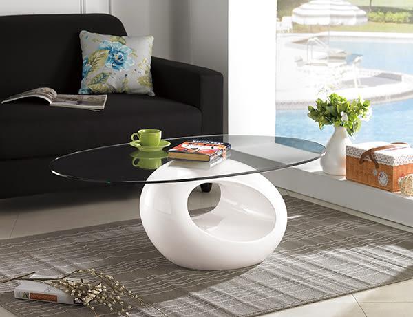 【南洋風傢俱】茶几系列-造型桌 玻璃桌 圓桌 百莉大茶几(JH538-2~4)
