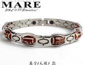 【MARE-316L白鋼】系列:天珠 萬字  款