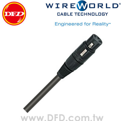 WIREWORLD EQUINOX 7 春分 6.0M Balanced Interconnect 類比平衡線 原廠公司貨
