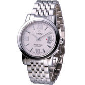 TITONI Spacestar 都會紳士機械腕錶 83738S-342