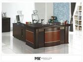 【MK億騰傢俱】ES610-02喬納森5.8尺主管辦公桌(不含側櫃、活動櫃)