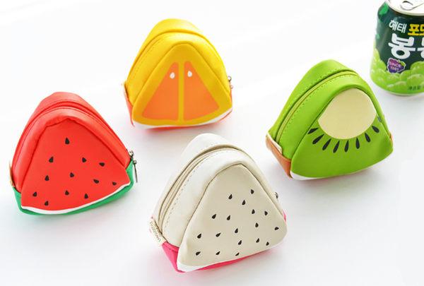 零錢包 水果造型小錢包。