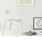 【歐雅系統家具】卡里納北歐餐椅-白 / 北歐風 / 單椅 / 多色 / 防水 / 好收納 / 圓角安全設計