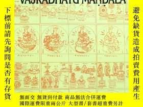 二手書博民逛書店A罕見Ninth Century Scroll of the Vajradhatu Mandala 十九世紀金剛乘