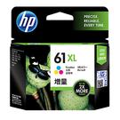 CH564WA HP 61XL 大印量彩色墨水匣 適用 J110a(DJ1000)/J210a(DJ2000)/J310a(DJ3000)/J410a(DJ1050)/J510a(DJ2050)