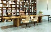 [紅蘋果傢俱]SBE-022 辦公桌 實木 桌  簡約 現代 工業