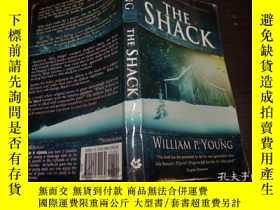 二手書博民逛書店原版英法德意等外文罕見THE SHACK 2007年 32開平裝