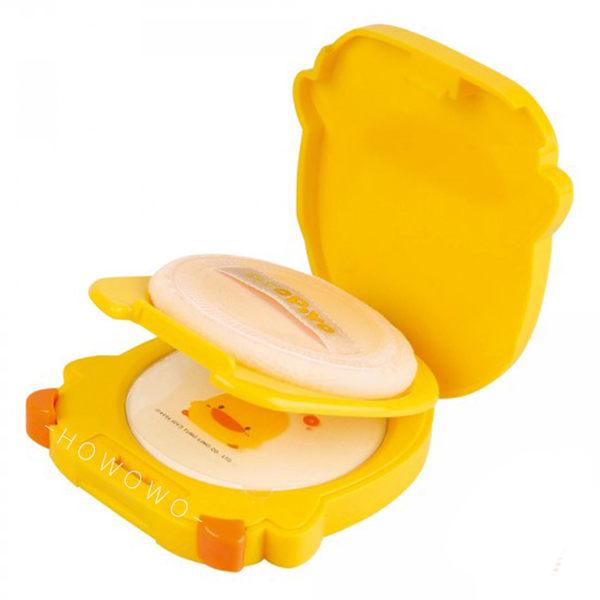 黃色小鴨 PiyoPiyo 酵素爽身粉餅 30g 好娃娃 88184