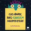 GO AWAY BIG GREEN MONSTER/CD