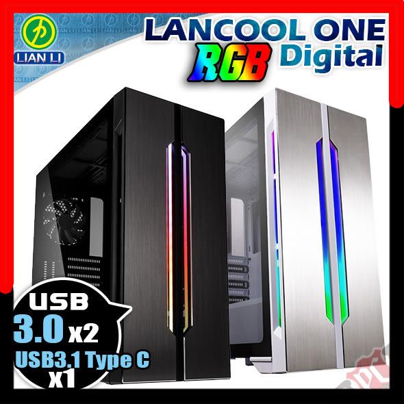 [ PC PARTY  ]   聯力 Lian LANCOOL ONE Digital RGB 機殼