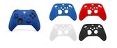 [哈GAME族]免運費 可刷卡 Xbox Series 衝擊藍 無線藍牙控制器+Xbox Series 手把矽膠果凍套