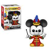【 Funko 】 POP!系列 Q版公仔 迪士尼米奇90週年 - 樂隊米奇╭★ JOYBUS玩具百貨