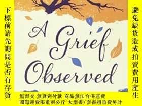 二手書博民逛書店A罕見Grief ObservedY255562 C. S. L