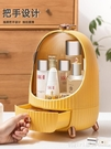 化妝品收納盒家用桌面梳妝台護膚品置物架大容量口紅整理盒 618購物節 YTL