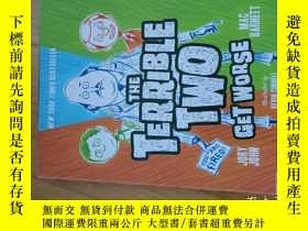 二手書博民逛書店The罕見Terrible Two Get Worse 2Y214704 Mac Barnett &
