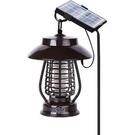 滅蚊燈 億豐太陽能滅蚊燈戶外防水滅蚊神器家用庭院花園物理電擊驅捕蚊子淇朵市集